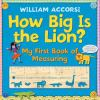 Go to record How big is the lion? : my first book of measuring